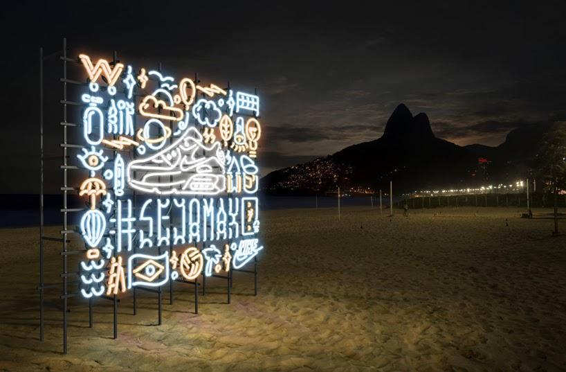Imagina correr no Rio e topar com um Neon desses aí - #Sejamax