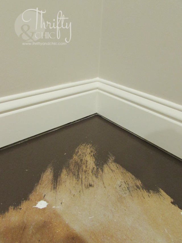 Sub Flooring Plywood ~ Thrifty and chic diy projects home decor