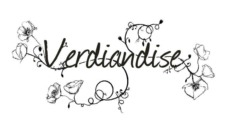 Verdiandise - Blog beauté, mode et de bavardage de vie