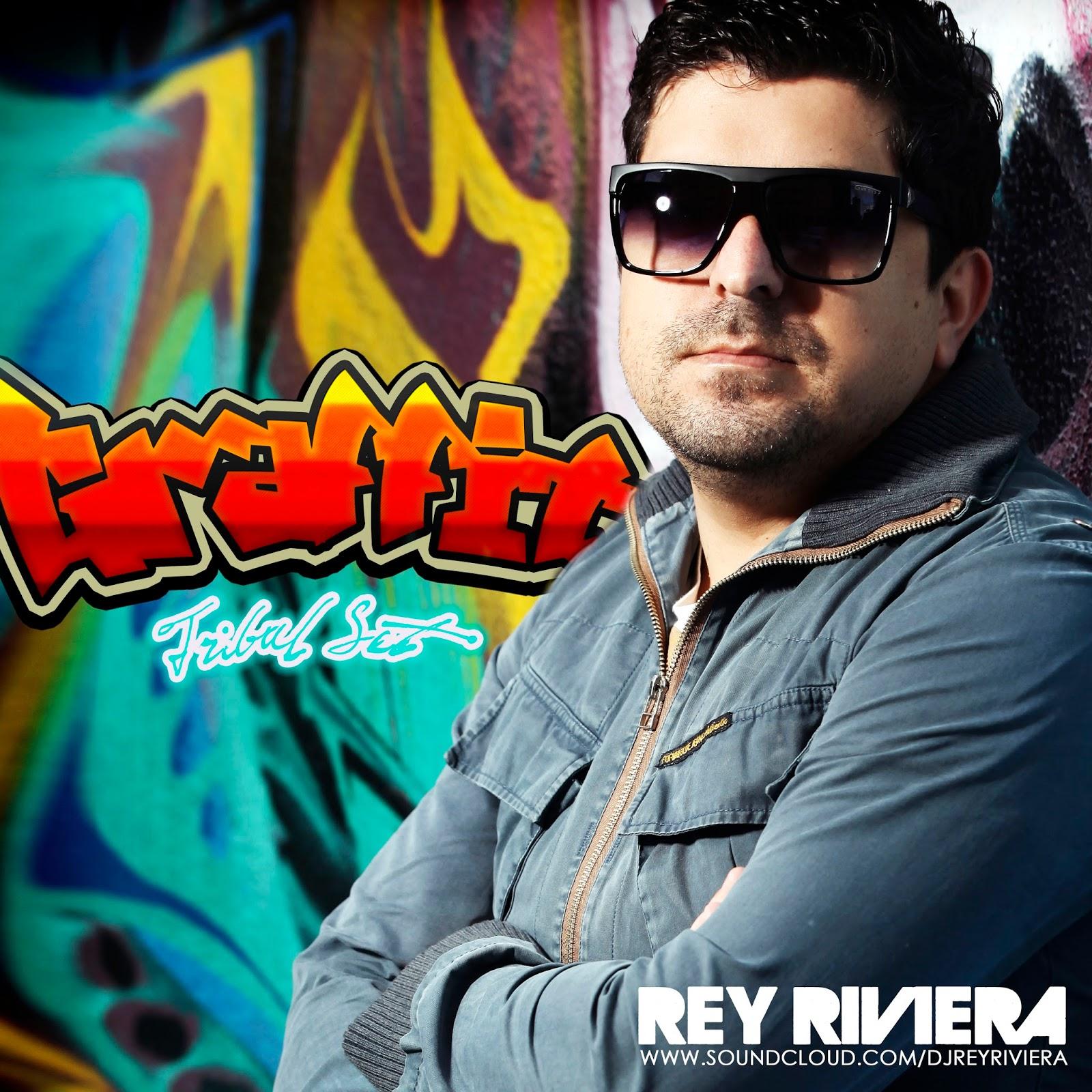 DJ Rey Riviera - COLORS (Tribal Set Mix)