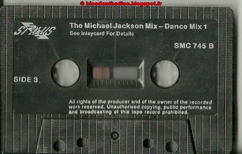 Michael Jackson Dance Mix K7