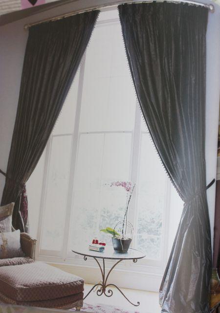 gammeldags gardiner