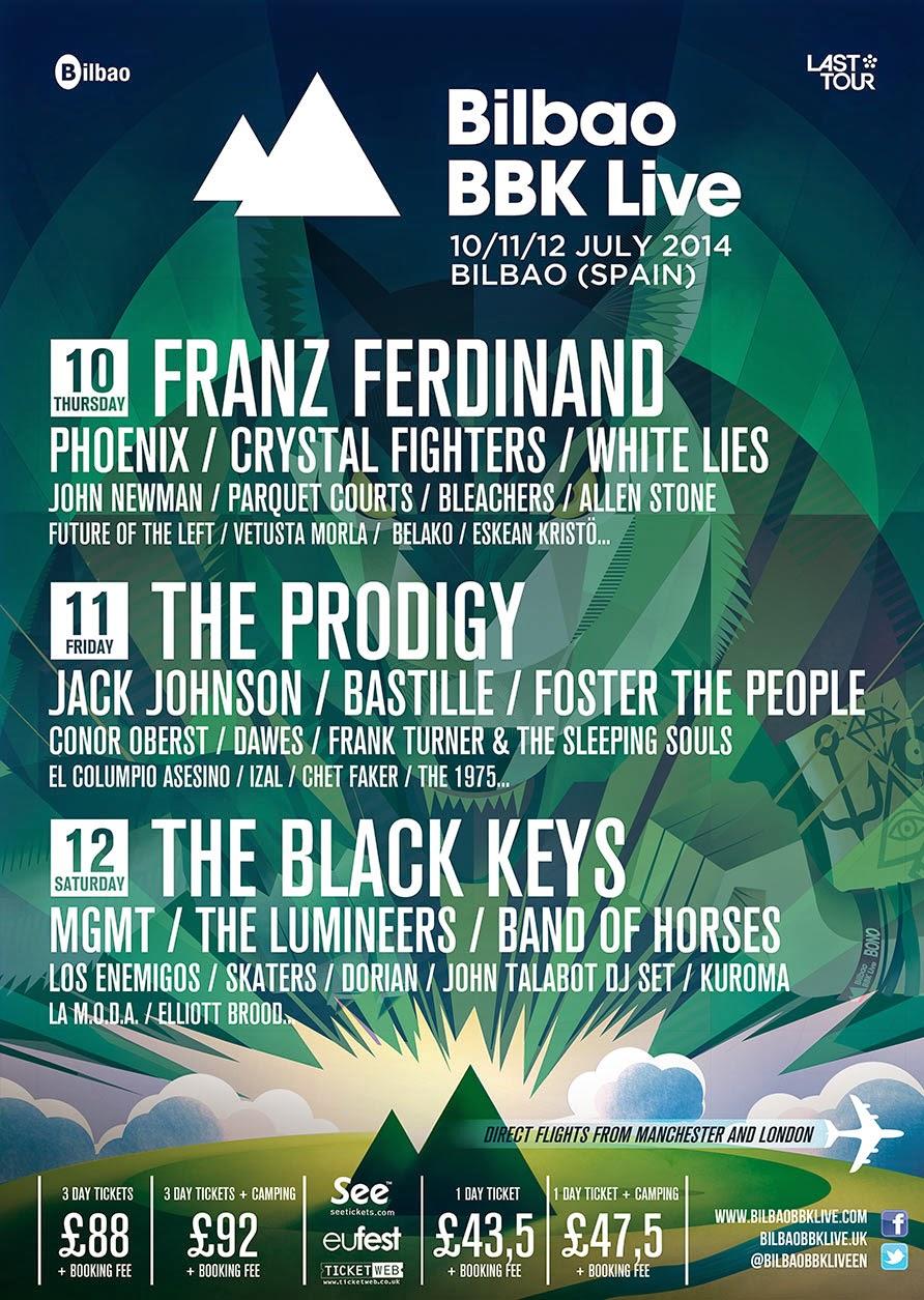 BBK Live 2014