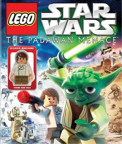 LEGO Star Wars The Padawan Menace 2011 [DVDRip] Español Latino Descargar [1 Link]