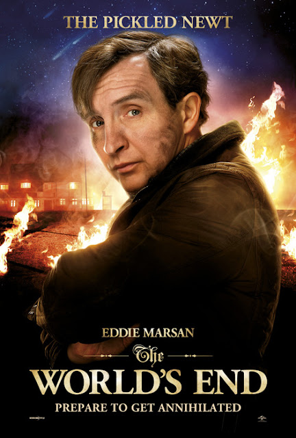 The World's End Eddie Marsan as Peter