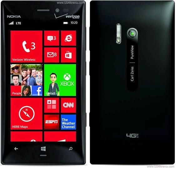 Spesifikasi Lengkap dan Harga Nokia Lumia 928
