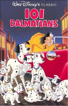 «101 Далматинец» — 1961
