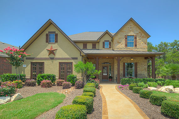 New homes in austin san antonio dallas and houston tx for Coventry home builders