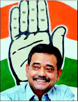 Abhijit Mukherjee Congress Candidate in 2012 Jangipur By-Election