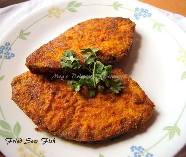 Seer Fish Fry