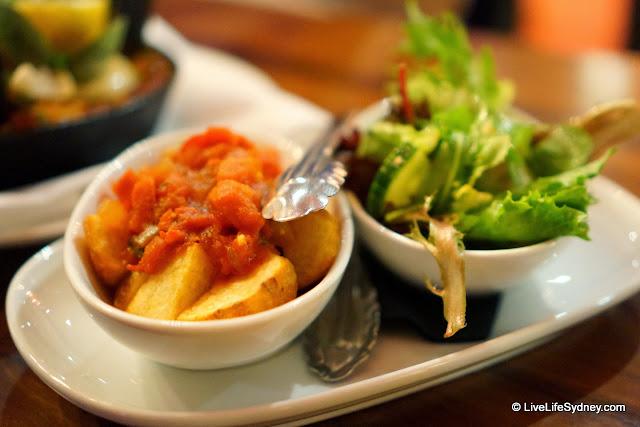 Subsolo Spanish Restaurant Sydney