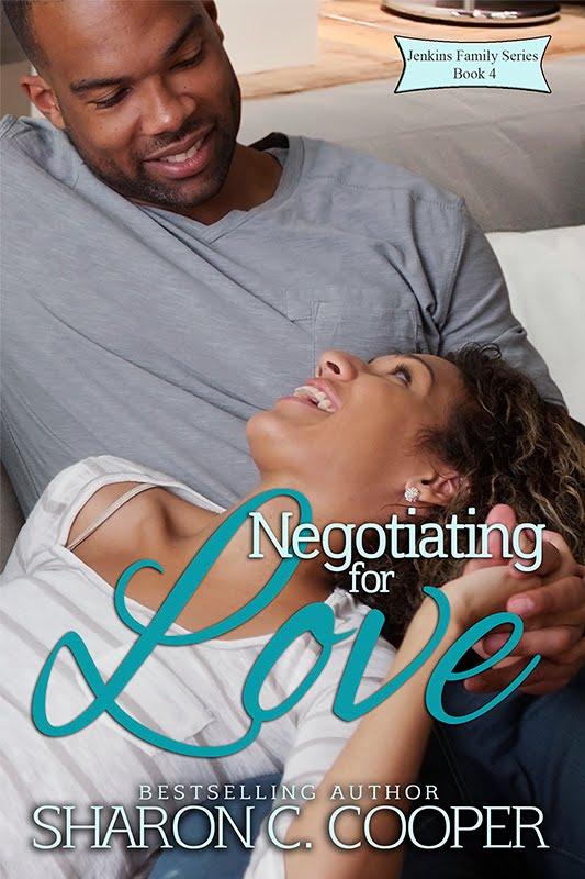 Negotiating for Love by Sharon Cooper