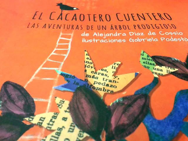 """Presentación de """"El cacaoatero cuentero"""" en el Museo de Arte Popular"""