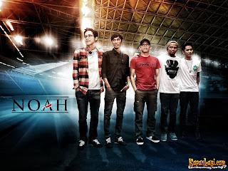 Kunci Gitar NOAH - Hidup Untukmu Mati Tanpamu
