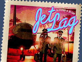 """JET LAG WE SAY!"" Official Miami Carnival 2013 Soca Mix CD D/Load"