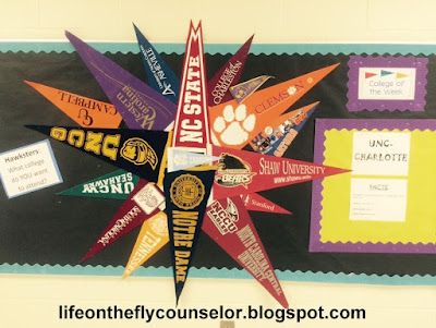 how to become a high school college counselor