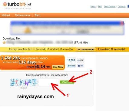 Como Fazer Download no TurboBit