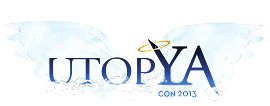We're Going to UtopYA Con 2013!