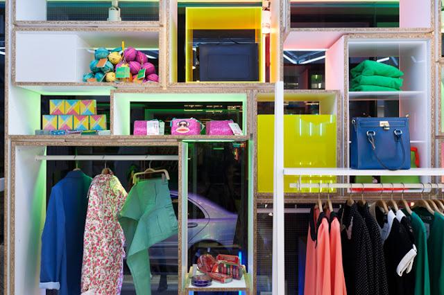 Interiors Of Small Boutiques | Joy Studio Design Gallery - Best Design