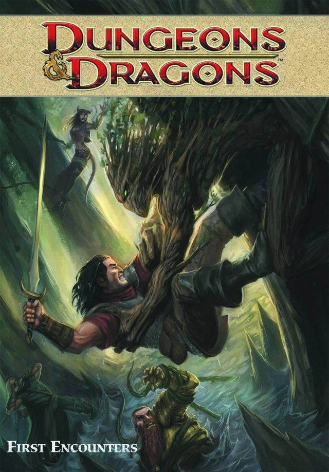 Review: Dungeons Dragons Volume 2 First Encounters