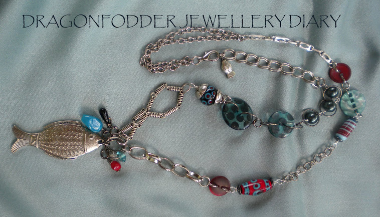 Dragonfodder Jewellery
