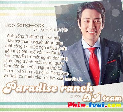 Phim Thiên Đường Cỏ - Paradise Ranch [VTV6] 2012 Online