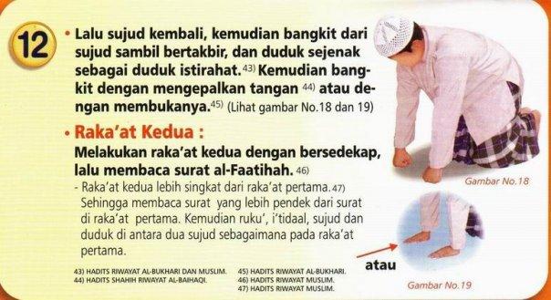 Gambar Tuntunan Shalat Sesuai Sunnah Rasulullah12