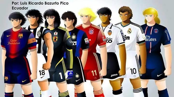 Los convocados de la selección de Japón