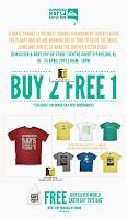 Quiksilver & Roxy Buy 2 Free 1