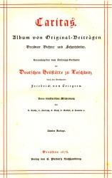 Caritas - Album von Original-Beiträgen