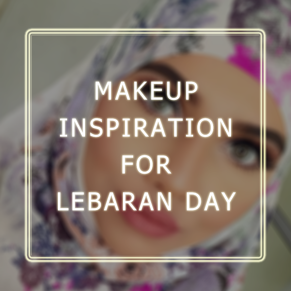 Beauty blogger Indonesia Raden Ayu makeup lebaran