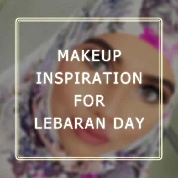 Beauty blogger Indonesia Raden Ayu makeup lebaran