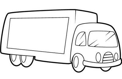 Desenho como desenhar Caminhões bitorneira bi-trem combi frigorifico utilitarios pintar e colorir