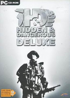 لعبة الحرب Hidden & Dangerous Deluxe