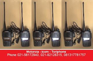 Sewa HT Jakarta Barat, Rental Handy Talky Murah DKI Jakarta