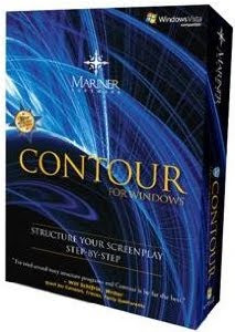 Contour Screenwriting Software: Write By Number