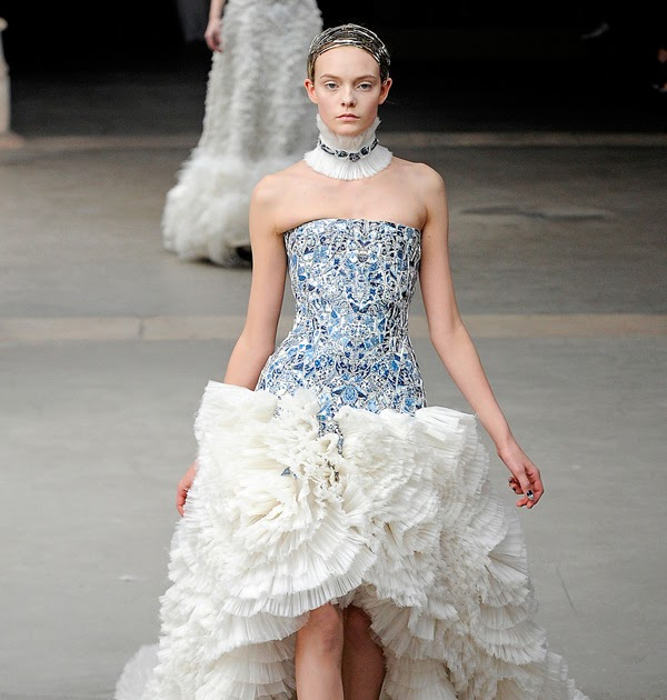 Alexander Mcqueen Wedding Dresses: Enchanted Serenity Of Period Films: What Will Kate Wear?