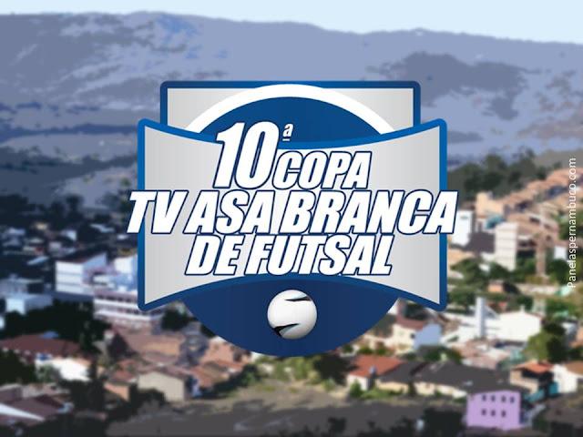 A abertura do torneio será no dia 3 de outubro, na cidade de Panelas-PE