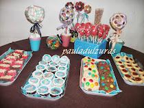 mesas dulces cumpleaños