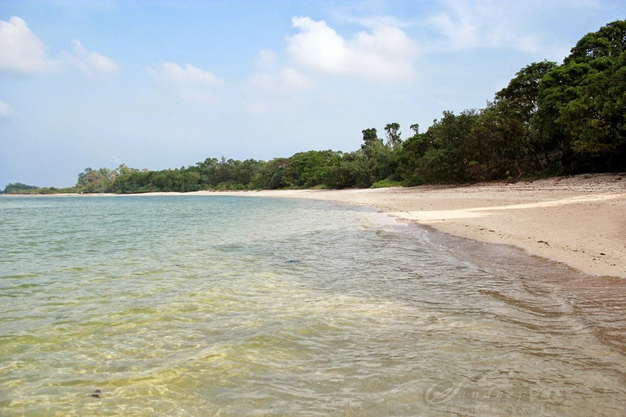 Bharatpur Beach, Neil Island