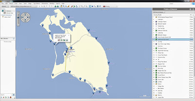 Barbuda, garmin, gps, map, nuvi, travel