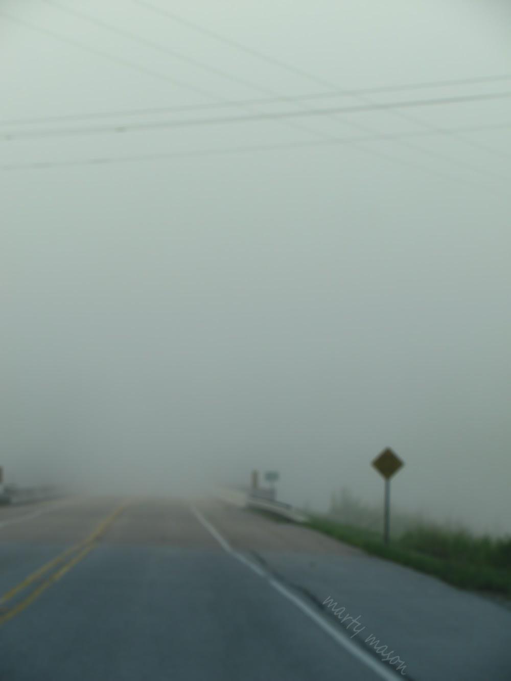 In A Fog!