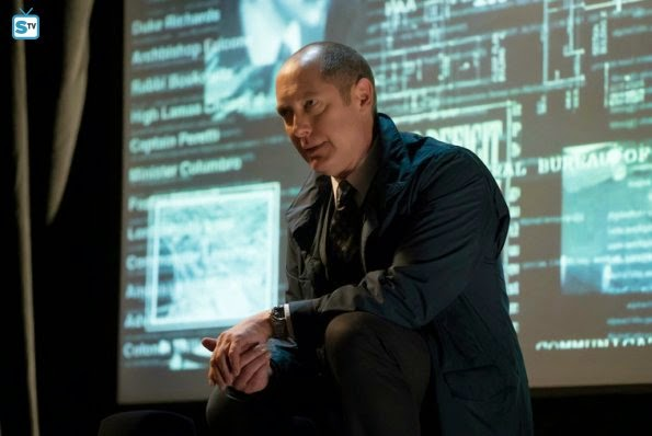 """The Blacklist - Tom Connolly (No. 11) - Season Finale Review: """"The Sin Eater"""""""