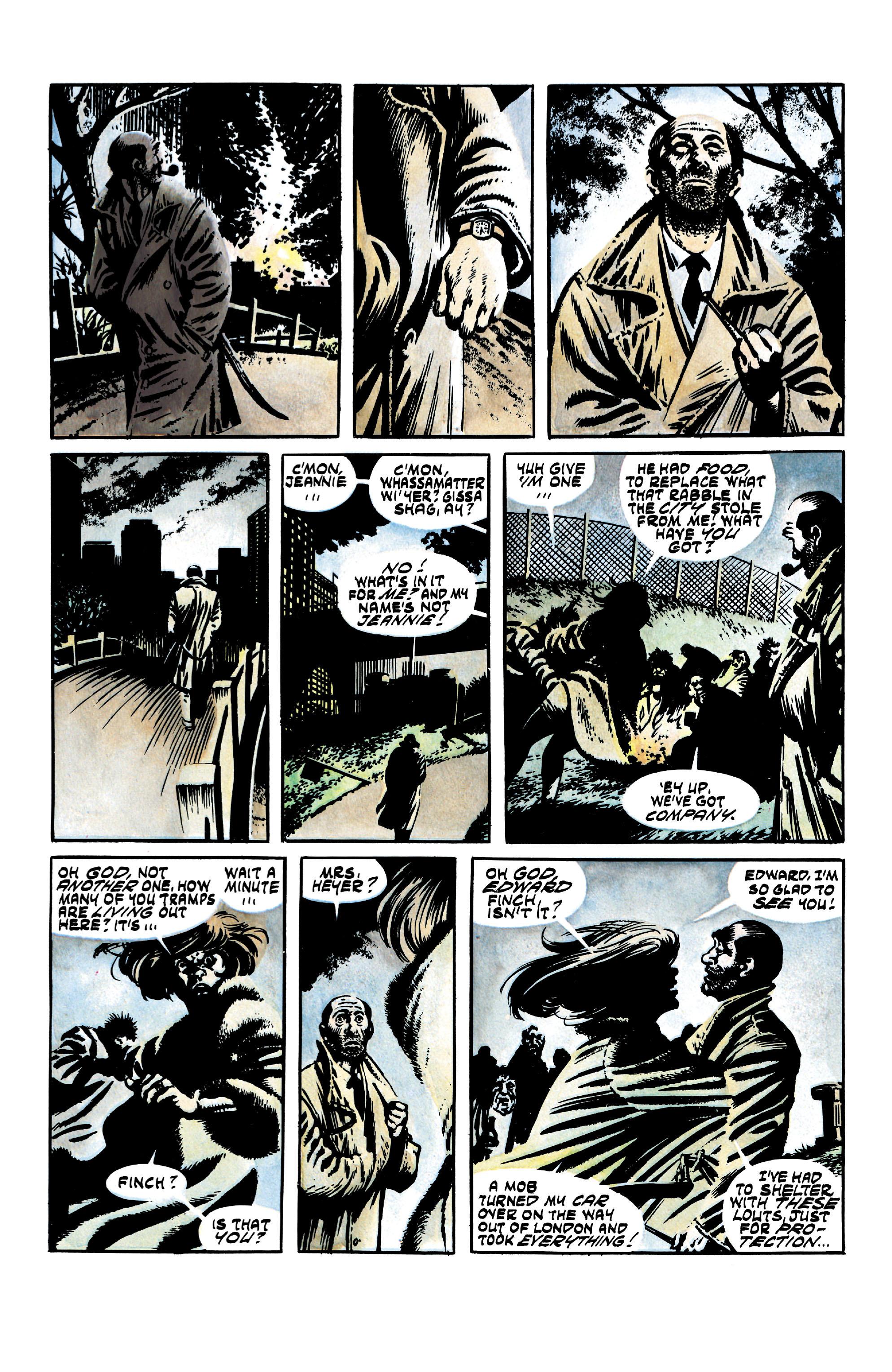 V for Vendetta chap 10 pic 28