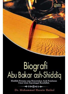 Biografi Abu Bakar ash-Shiddiq | TOKO BUKU ONLINE SURABAYA