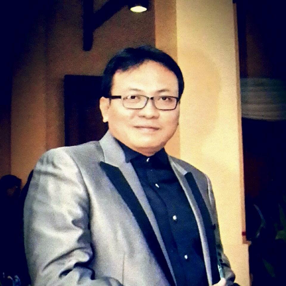 Pdt. Paulus Eko Diyanto, S.Pd.K., MA