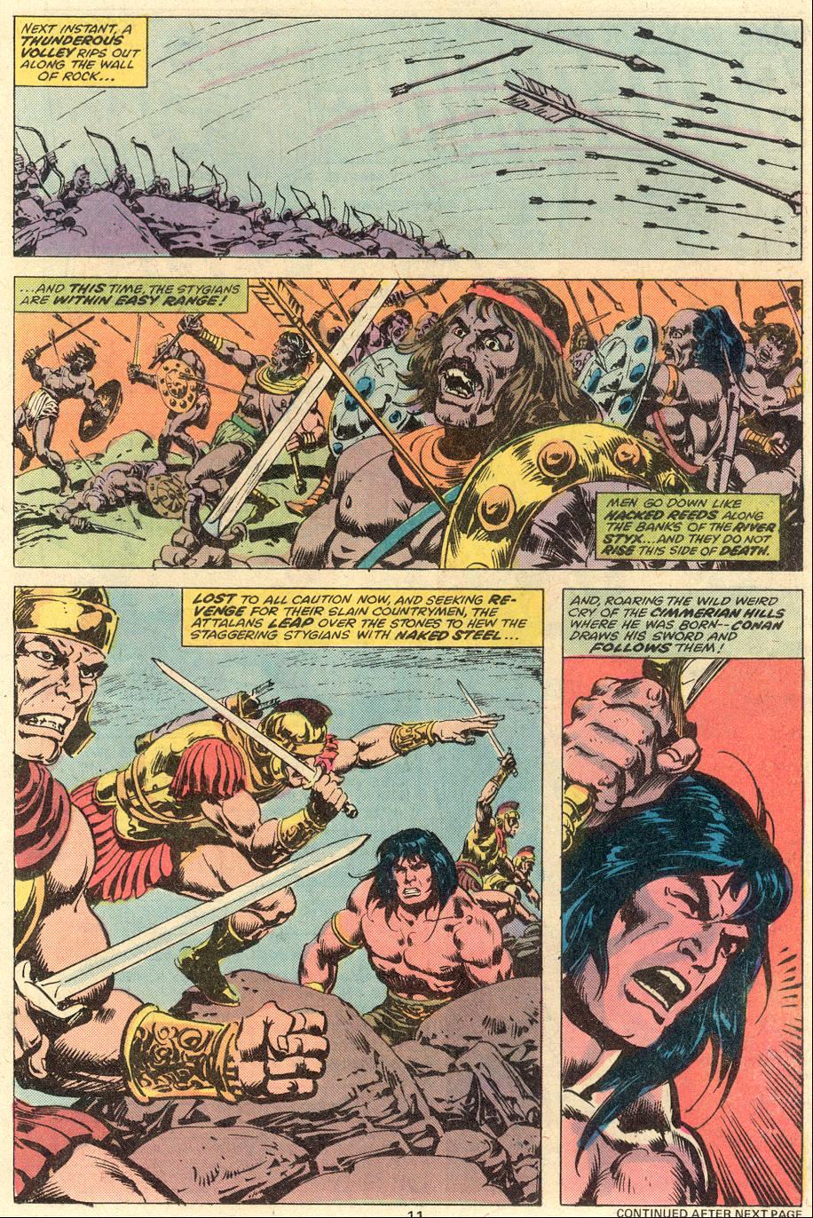 Conan the Barbarian (1970) Issue #81 #93 - English 8