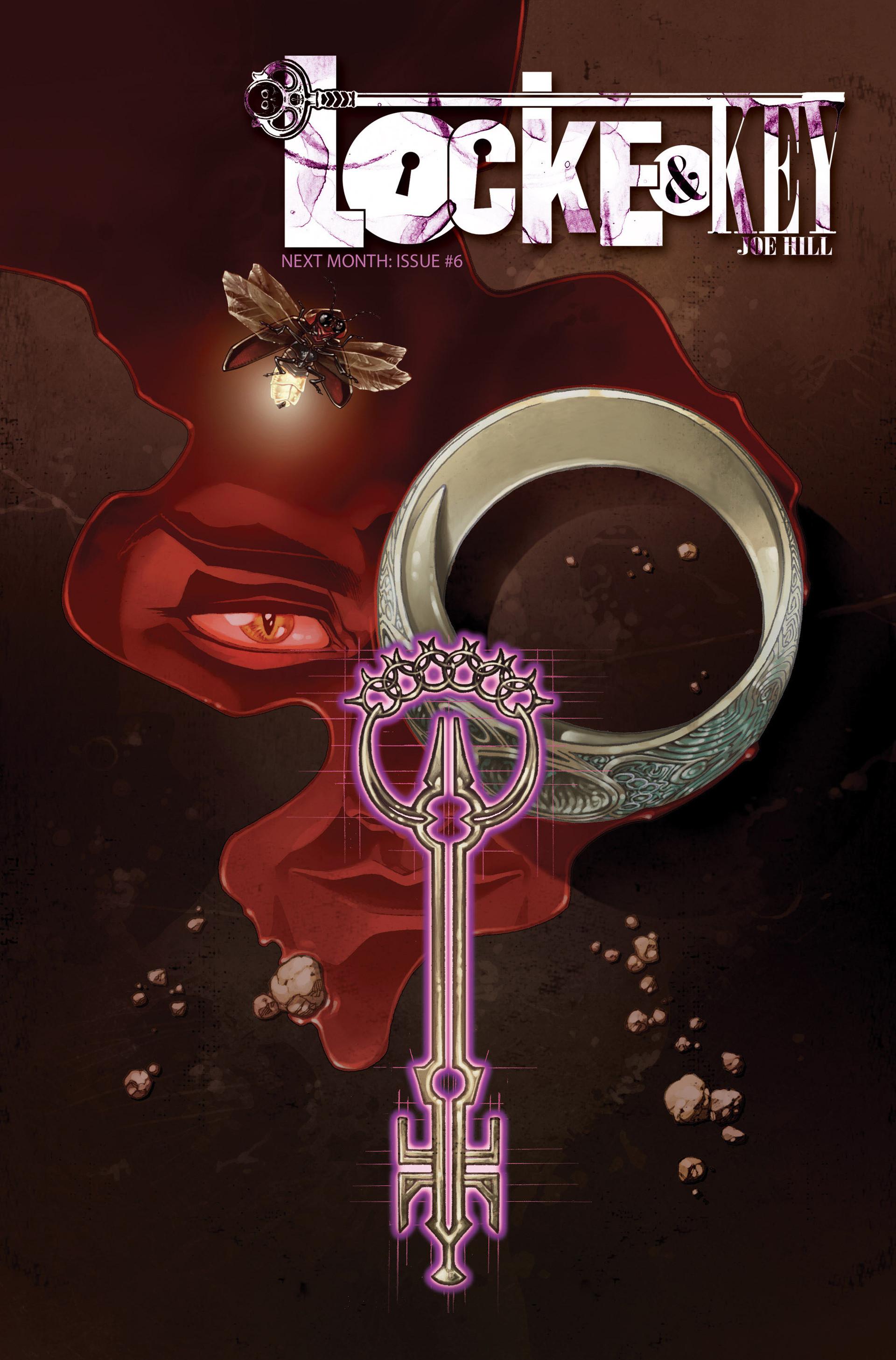 Locke & Key (2008) Issue #5 #5 - English 26