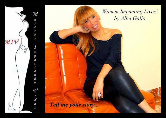 Women Impacting Lives by Alba Gallo