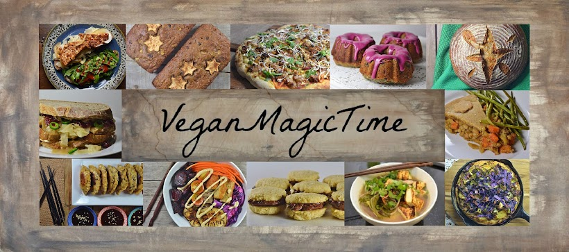 Vegan Magic Time